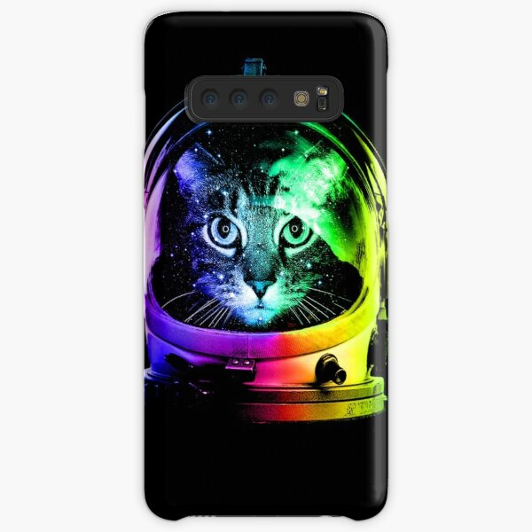 Astronaut Cat Samsung Galaxy Snap Case