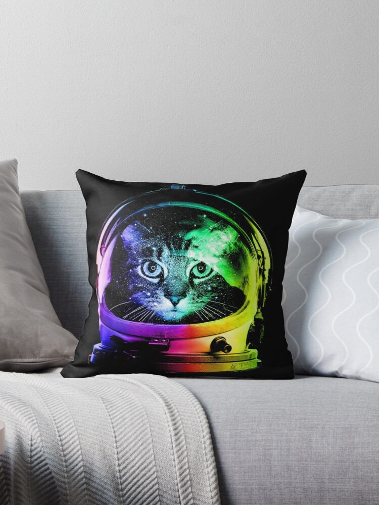 «Astronauta Cat» de clingcling