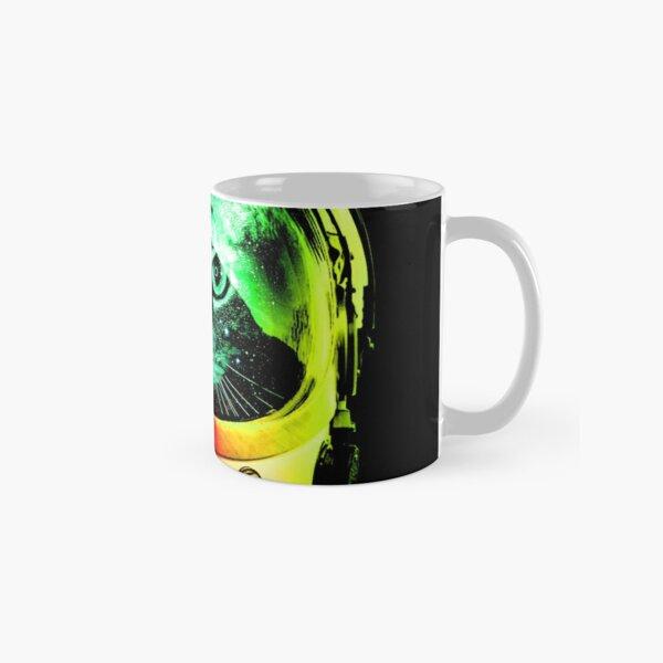 Astronaut Cat Classic Mug