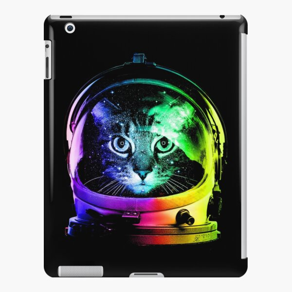 Astronaut Cat iPad Snap Case