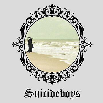 Sucide boys South Side Suicide  by ArcticCrow