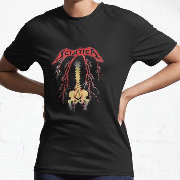 Hard Rock Sciatica Active T-Shirt