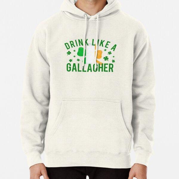 Patrick/´s Day Drinking Team Member T-Shirts st Men/_s Premium T-Shirt Navy Hooded Sweatshirt