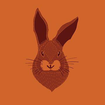 Rabbit by bubivisualarts