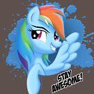 Stay Awesome! by CheetagonZita