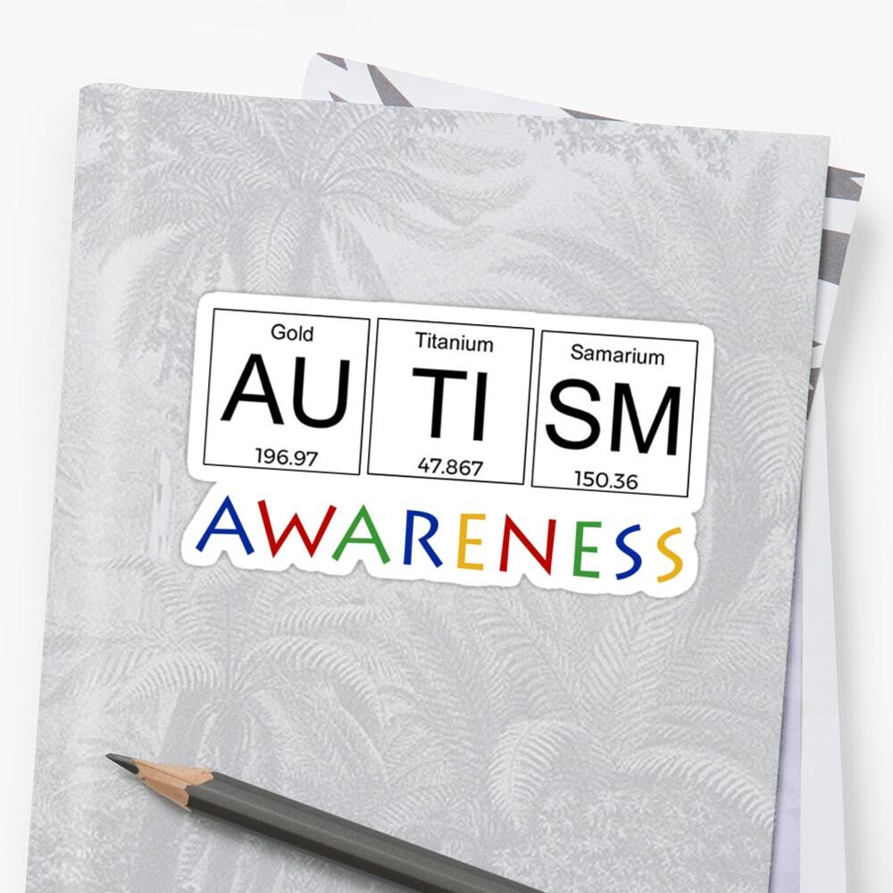 Cool autism awareness t shirt periodic table science gifts for women cool autism awareness t shirt periodic table science gifts for women men by anna0908 urtaz Gallery