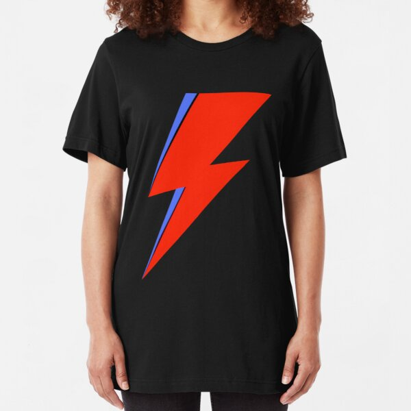 Bowie Ziggy  Slim Fit T-Shirt