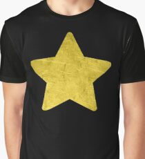Distressed Rock Universe Graphic T-Shirt