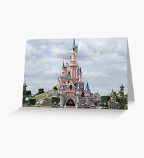Beauty's Castle Greeting Card