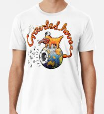 Crowded House Farewell T-shirt Men's Premium T-Shirt