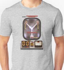 Steampunk rustic Flux capacitor Unisex T-Shirt
