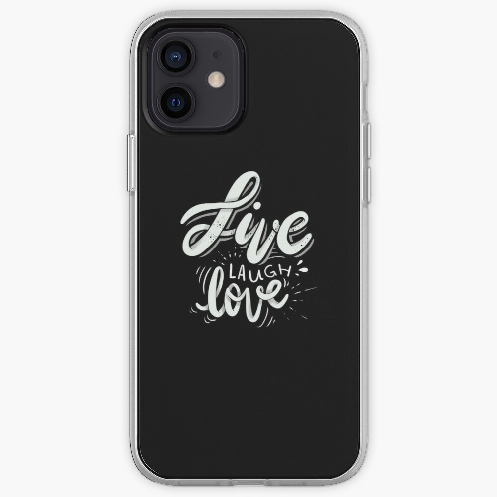 Live Laugh Love iPhone Case & Cover
