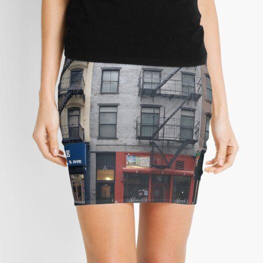 Building Mini Skirt
