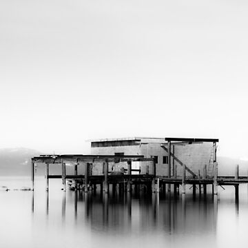 Lake Tahoe by Tonywallbank