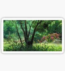 Ghibli Landscape Sticker