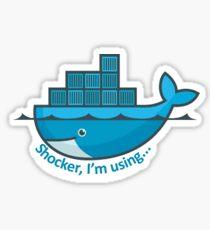 Shocker, I'm using Docker Sticker