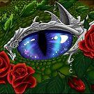 Eye of the Dragon by SyrazelNytRose
