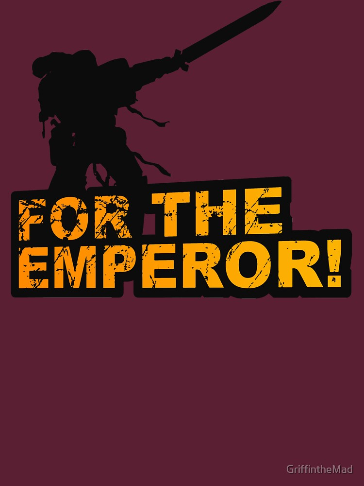 FOR THE EMPEROR! | Unisex T-Shirt