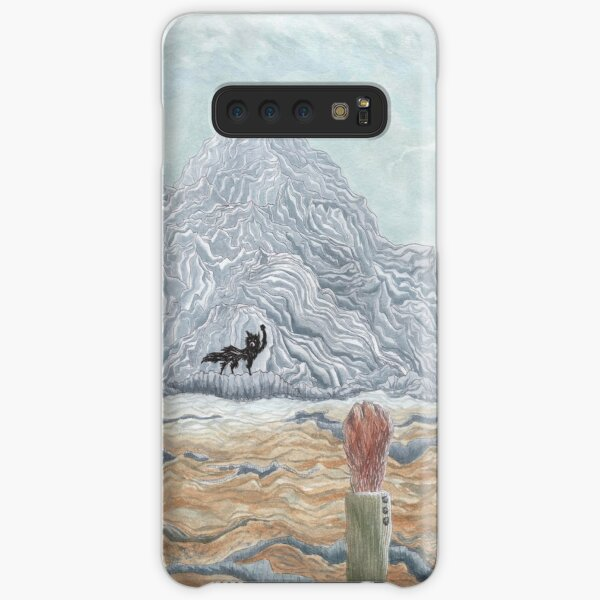 The Winter Wolf - Fantastic Mr Fox by wes Anderson Samsung Galaxy Snap Case