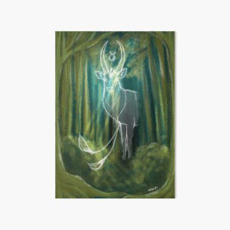 Forest spirit Art Board Print