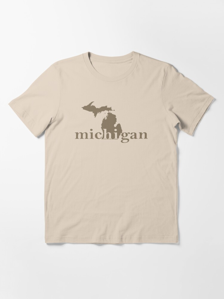 Alternate view of Battle Creek - Michigan Essential T-Shirt