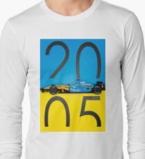 R25 ALONSO POSTER Long Sleeve T-Shirt