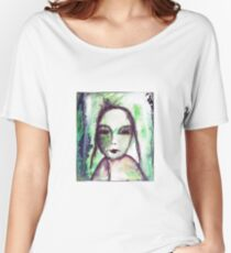Sometimes it was difficult to think... Women's Relaxed Fit T-Shirt