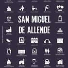 San Miguel de Allende, Mexico (white ink) by AAAlves