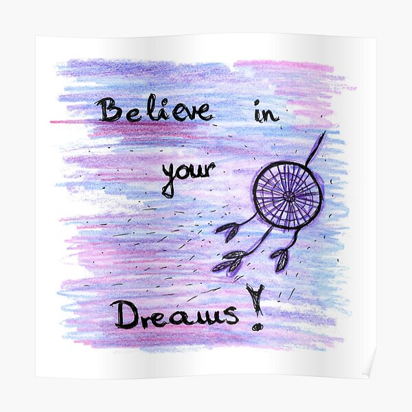Dreamcatcher Quotes Posters | Redbubble