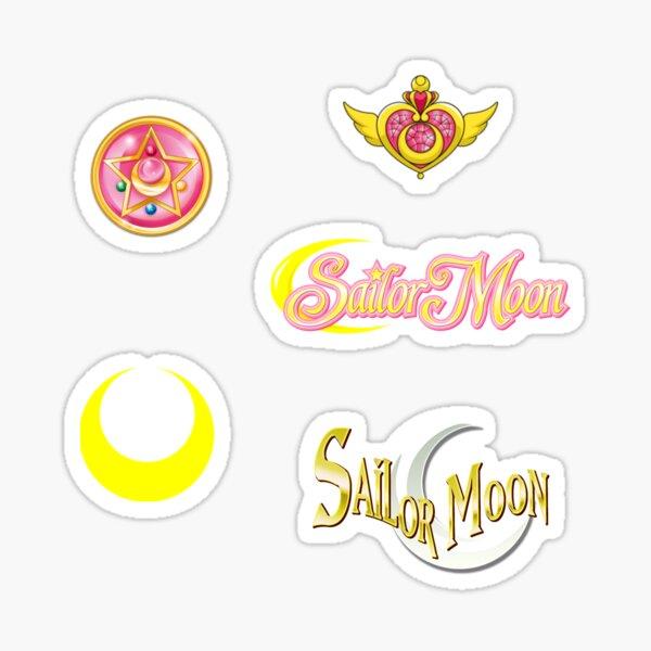 Sailor Moon Sticker Sheet Sticker