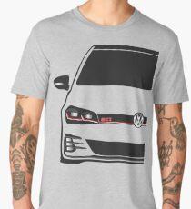 MK7.5 GTI Half Cut Men's Premium T-Shirt
