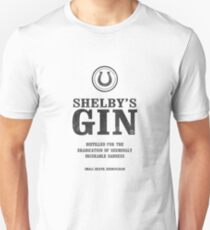 Peaky Blinders - Tommy Shelby Gin Unisex T-Shirt