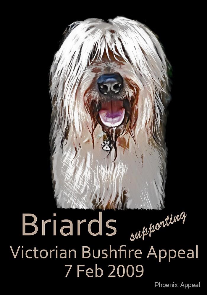 Briards Bushfire Appeal by Phoenix-Appeal