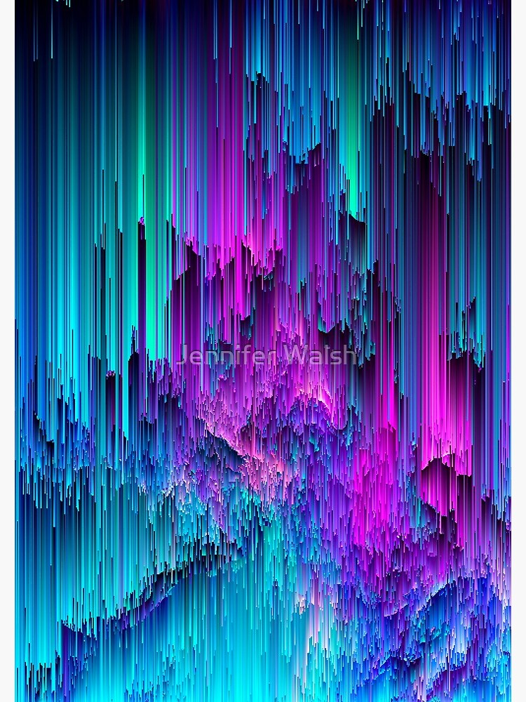 Neon Drifting - Pixel Art by InsertTitleHere