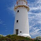 Corny Point Light House by FASImages