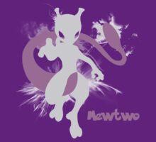 Mewtwo Silhouette Shirt | Unisex T-Shirt