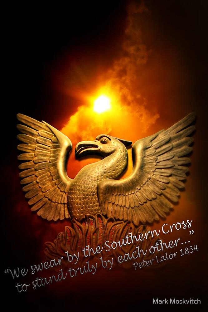 Phoenix Rising by Mark Moskvitch