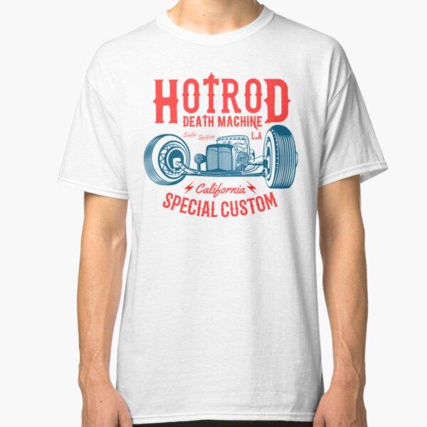 Hot Rod Death Machine Classic T-Shirt
