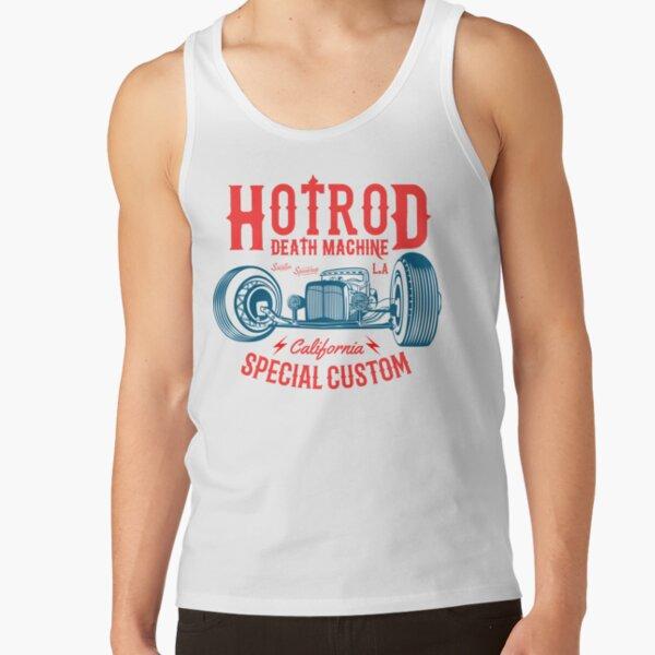 Hot Rod Death Machine Tank Top