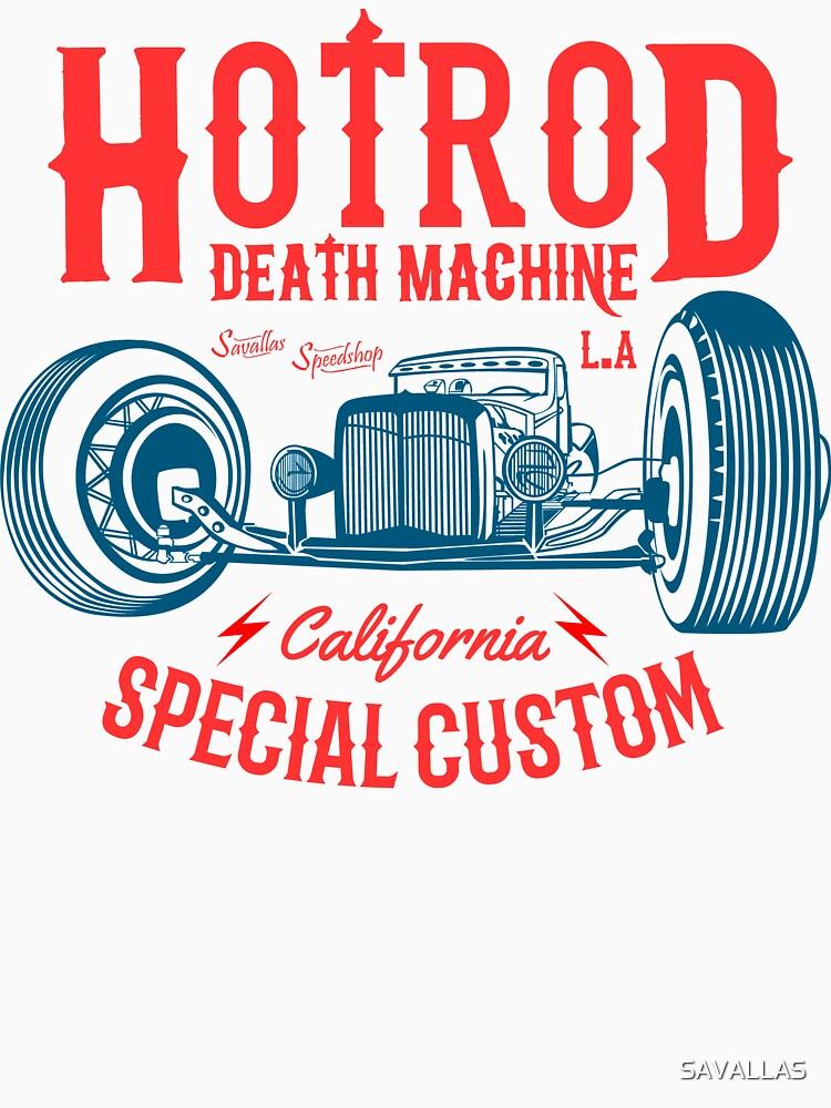 Hot Rod Death Machine von SAVALLAS