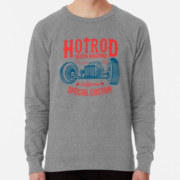 Hot Rod Death Machine Lightweight Sweatshirt