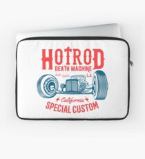 Hot Rod Death Machine Laptoptasche