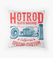 Hot Rod Death Machine Kissen