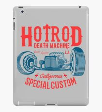 Hot Rod Death Machine iPad-Hülle & Klebefolie