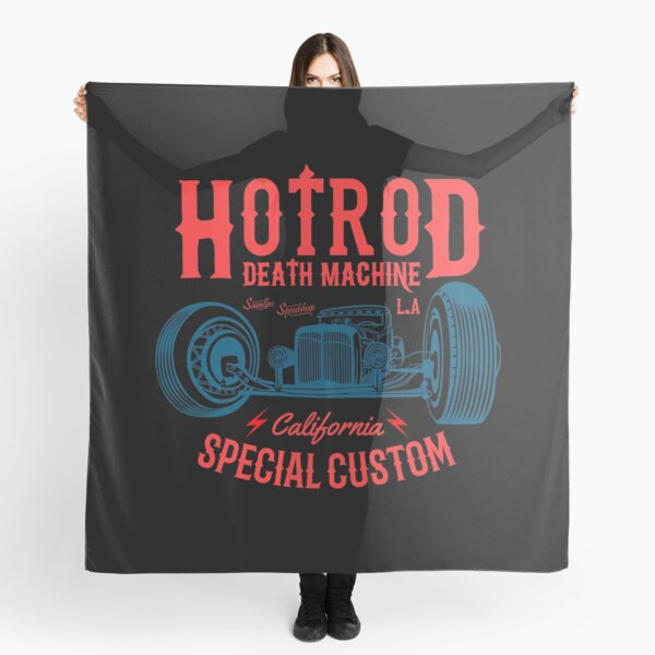 Hot Rod Death Machine Scarf