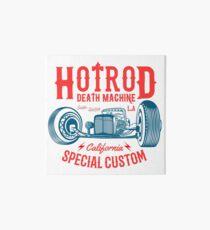 Hot Rod Death Machine Galeriedruck