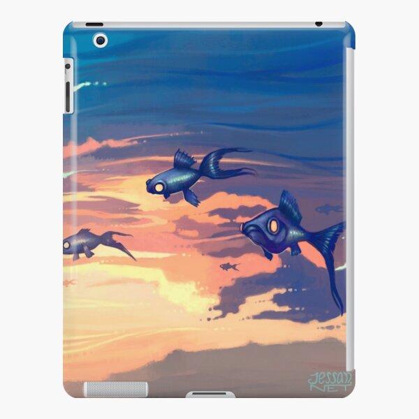 Peces del cielo Funda rígida para iPad