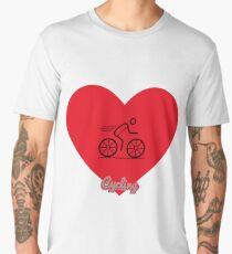 Cyclisme Men's Premium T-Shirt