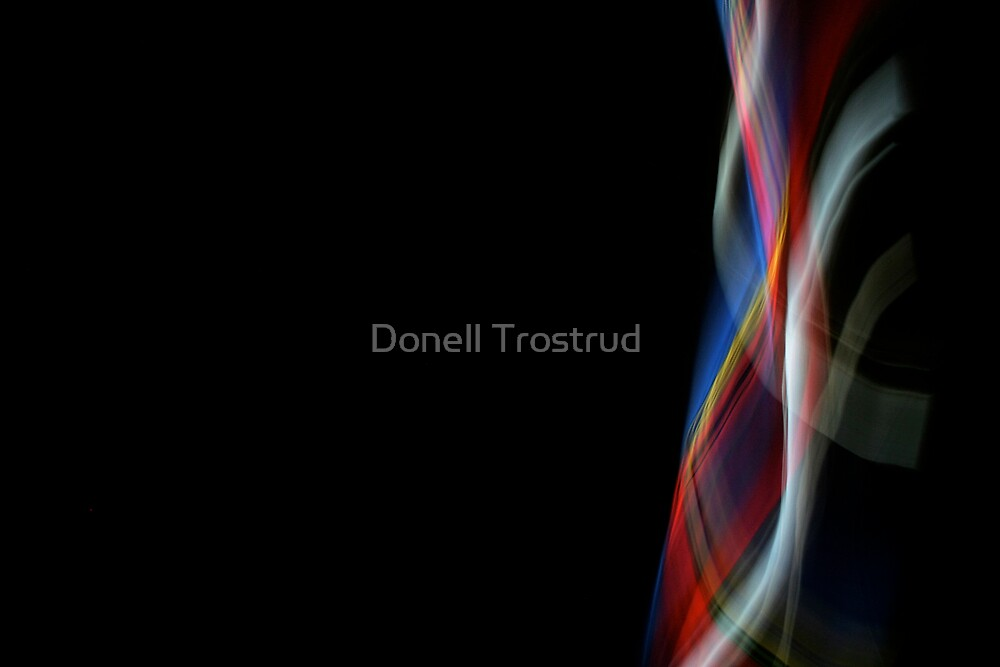 Light Ribbons by Donell Trostrud
