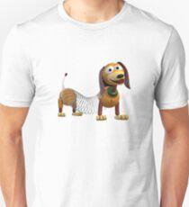 Slinky Dog Slim Fit T-Shirt